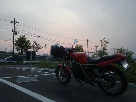 杉田臨海駐車場 1