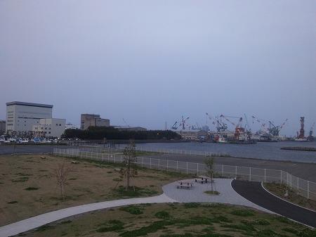杉田臨海駐車場 4