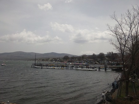 山梨湖 2