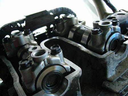 エンジンヘッド 2
