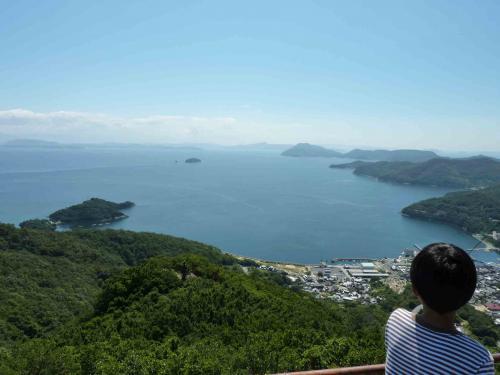 beutiful view at syodo-sima