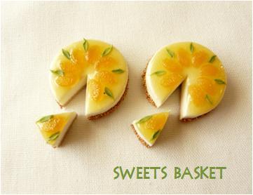 オレンジムースケーキ1-1