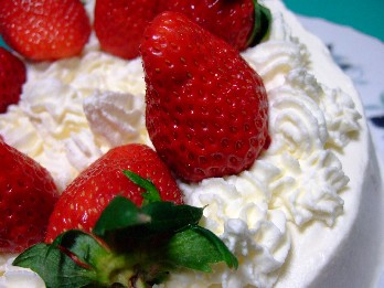 り~ちゃん作*BDケーキ