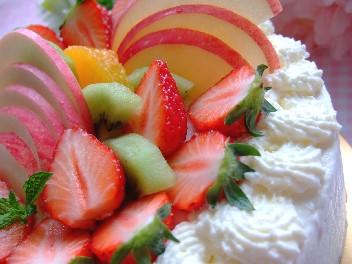 フルーツケーキ⑤
