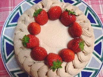 BD * チョコケーキ