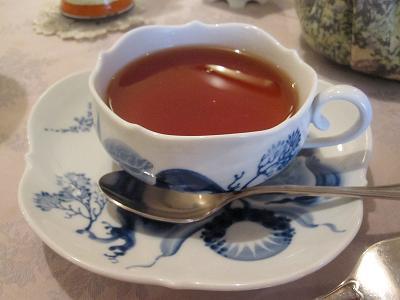 サロンドクチュール 紅茶