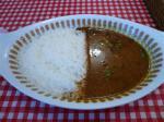 野菜カレー(中辛)
