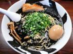 黒武骨味玉ら?麺