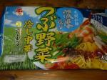 札幌拉麺 濃厚造りつぶ野菜冷し中華01