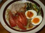札幌拉麺 濃厚造りつぶ野菜冷し中華02