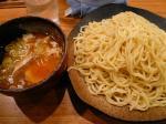 つけ麺(大盛)トッピング味玉