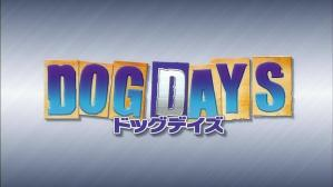 DOG DAYS OP6