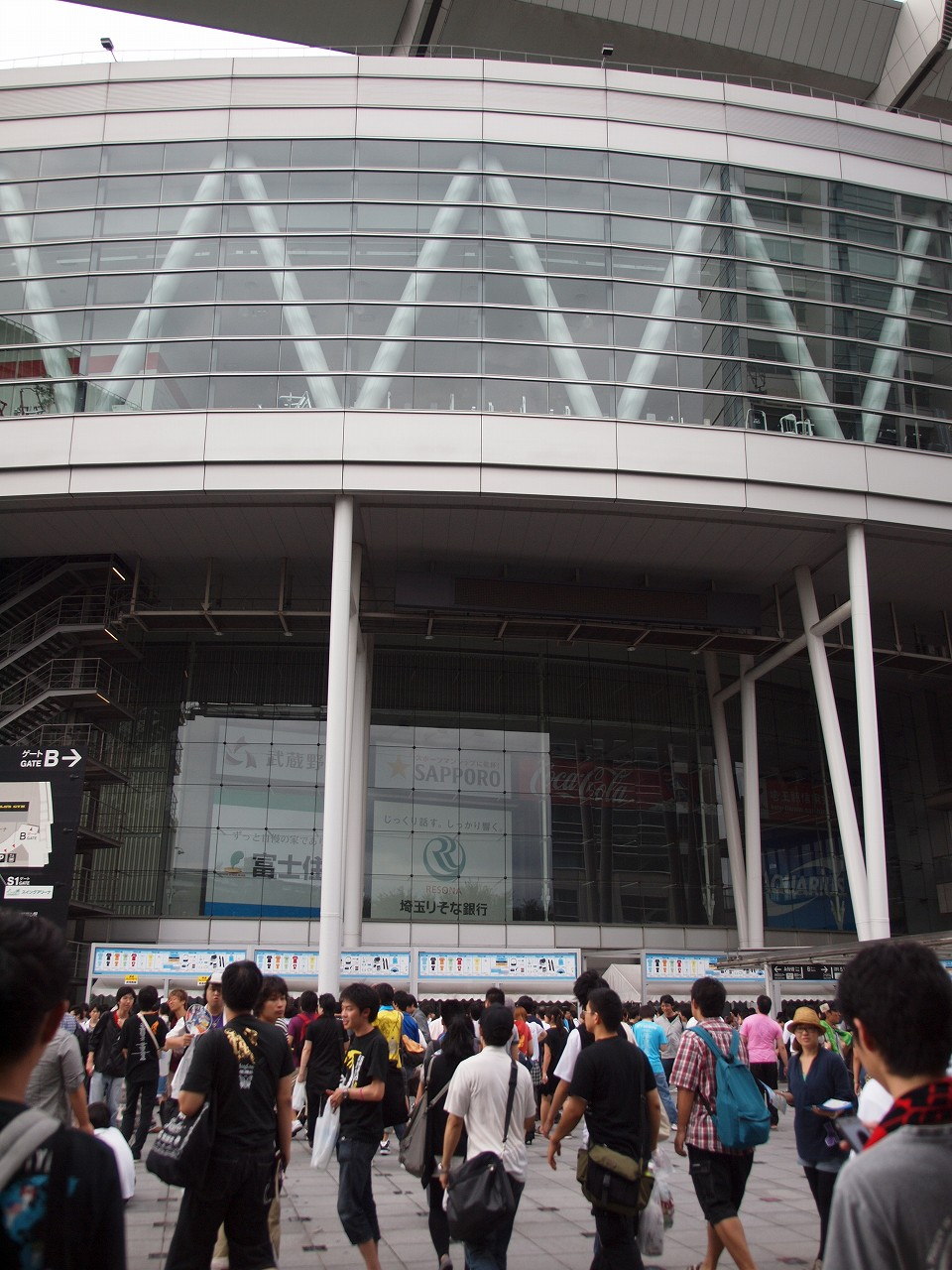 アニサマ2011 1日目