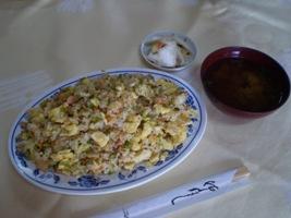 シロサワの焼き飯