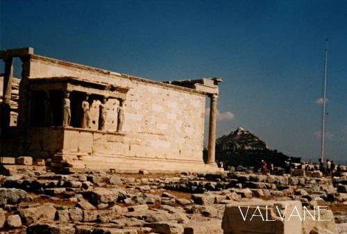 ギリシャ、エレクティオンとリュカビトスの丘