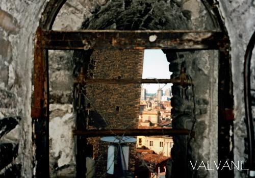 イタリア、隣の斜塔