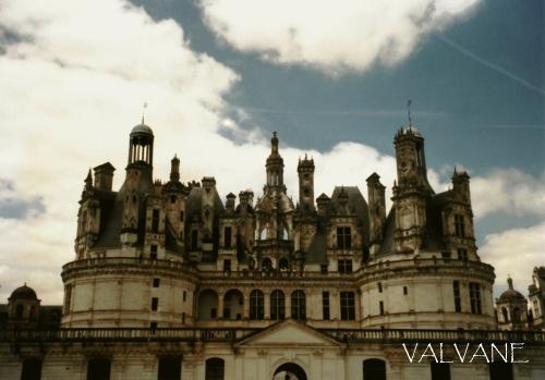 フランス、孤高のシャンボール城