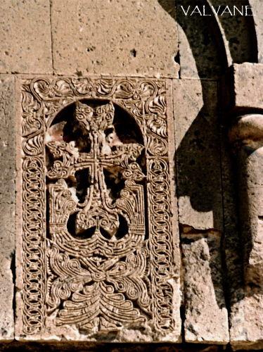 トルコ、アルメニア十字