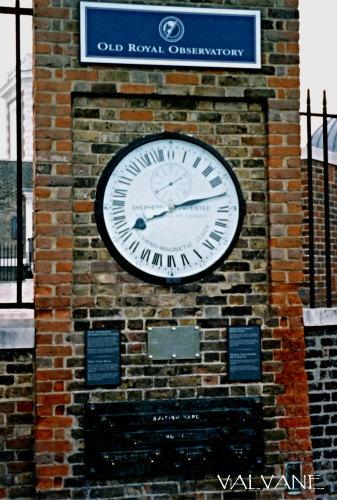 イギリス、旧グリニッジ天文台