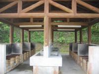 鮎もどし自然公園-炊事棟