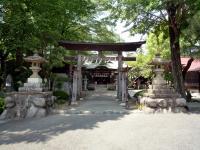 皆野椋神社二の鳥居