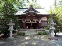 皆野椋神社社殿