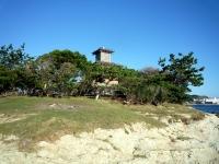 風情ある和式灯台