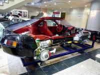 ポルシェのハーフカットカー