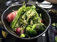 仙人サラダ