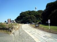「観音崎公園」