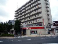 本町緑地横の映画館跡地