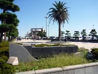 海辺つり公園エントランス