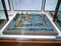 浦賀奉行所復元模型