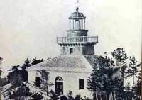 初代観音崎灯台