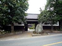 伊奈町立郷土資料館・長屋門
