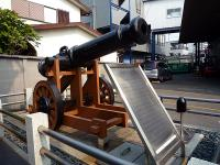 18ポンドカノン砲(復元)