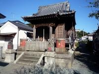 為朝神社社殿