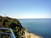 左の塔は「海上保安庁東京湾海上交通センター」