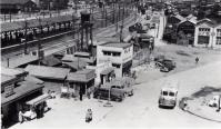 かつての川口駅東口ロータリー