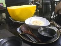 ゴーダチーズのリゾット