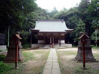 小針神社・拝殿