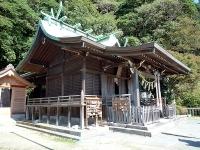 東叶神社社殿