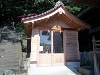東叶神社神輿庫