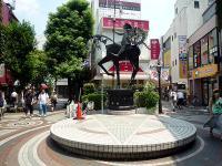 ドン・キホーテ像