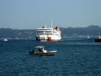 久里浜港と東京湾フェリー