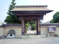 錫杖寺山門