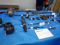 工具の数々