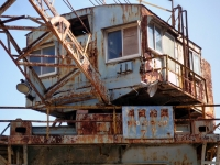 歴史的な「浦賀船渠」の銘板