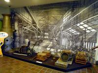 鋳物工場ディスプレイ
