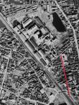 昭和22年のサッポロビール工場